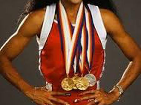 The Fastest Female Runner. Florence Griffith Joyner.