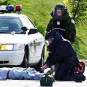 رجل يحمل قنبلة ويسرق بنك من اجل سيدة ارادت مال لقتل والدها...براين ويلز والسرقة العجيبة..