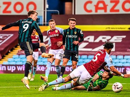 Bamford Destroys Aston Villa with his Hat trick.