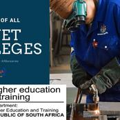 TVET College Learnership R2500 Per Month
