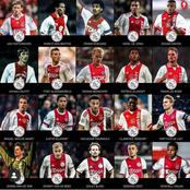 Among These Ajax Academy Players, Name Your Favorite 3