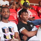 Meet The Handsome Brother Of Christian Atsu