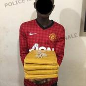 Un trafiquant transportant des drogues en transit pour Abidjan mis aux arrêts à un corridor à Daloa.