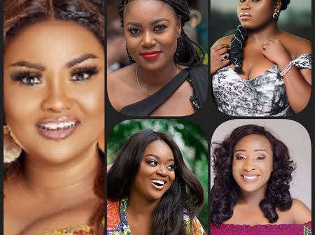 Who wins the Female Actress of the Year tonight: McBrown, Yvonne Nelson, Jackie, Naa Ashorkor