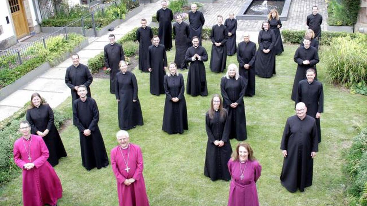 New priests and deacons ordained into Church of England