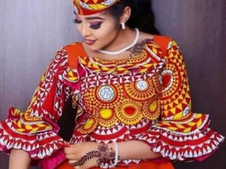 See 30 Best Photos Of Elegant Ankara Aso Ebi designs To Add In Your Closet This Christmas Period