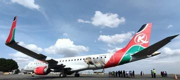 Kenya Airways Resumes Domestic Passenger Flights