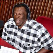 Leonard Mambo Mbotela's Emotional Message to President Uhuru Kenyatta