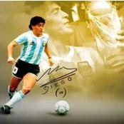 Sad Moment: Diego Amando Maradona, Greatest Footballer: His Family, Football Career And How He Died