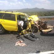 Tragic Accident Reported Along Sisera- Museu in Taita Taveta County