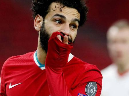 Just after today's match, Mohamed salah is no more leading the race for the Golden Boot this season