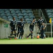 Orlando Pirates cruise through Chippa United