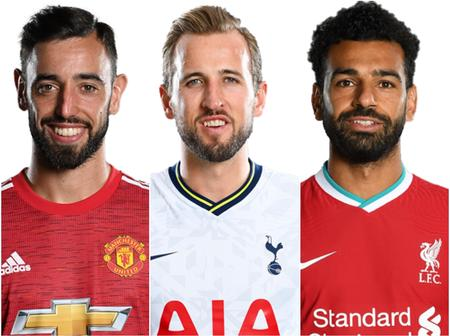 EPL: Only 8 Matches Left, Who Will Win The GOLDEN BOOT? See The Top Five Contenders