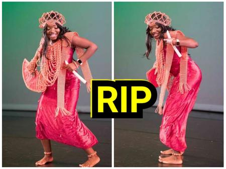 The Nigerian Beauty Queen That Was Killed, Read The Last Thing She Said About Almighty Allah