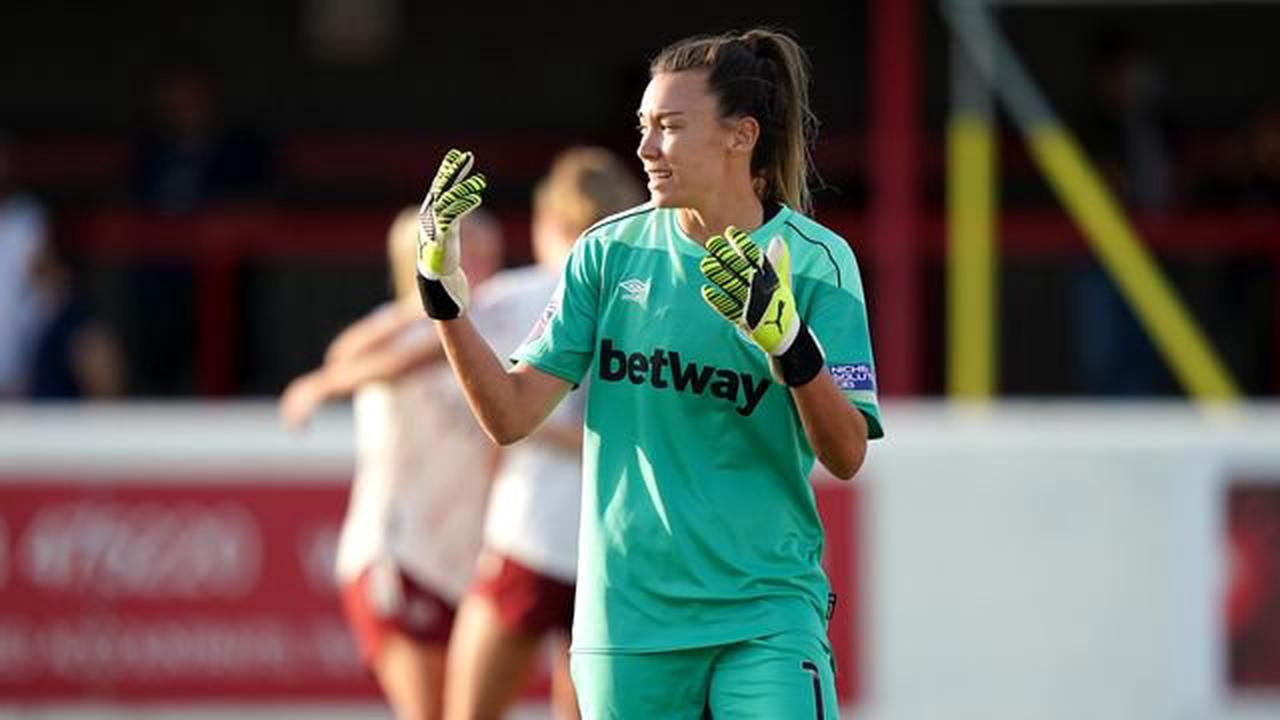 West Ham edged out by Manchester City in WSL finale