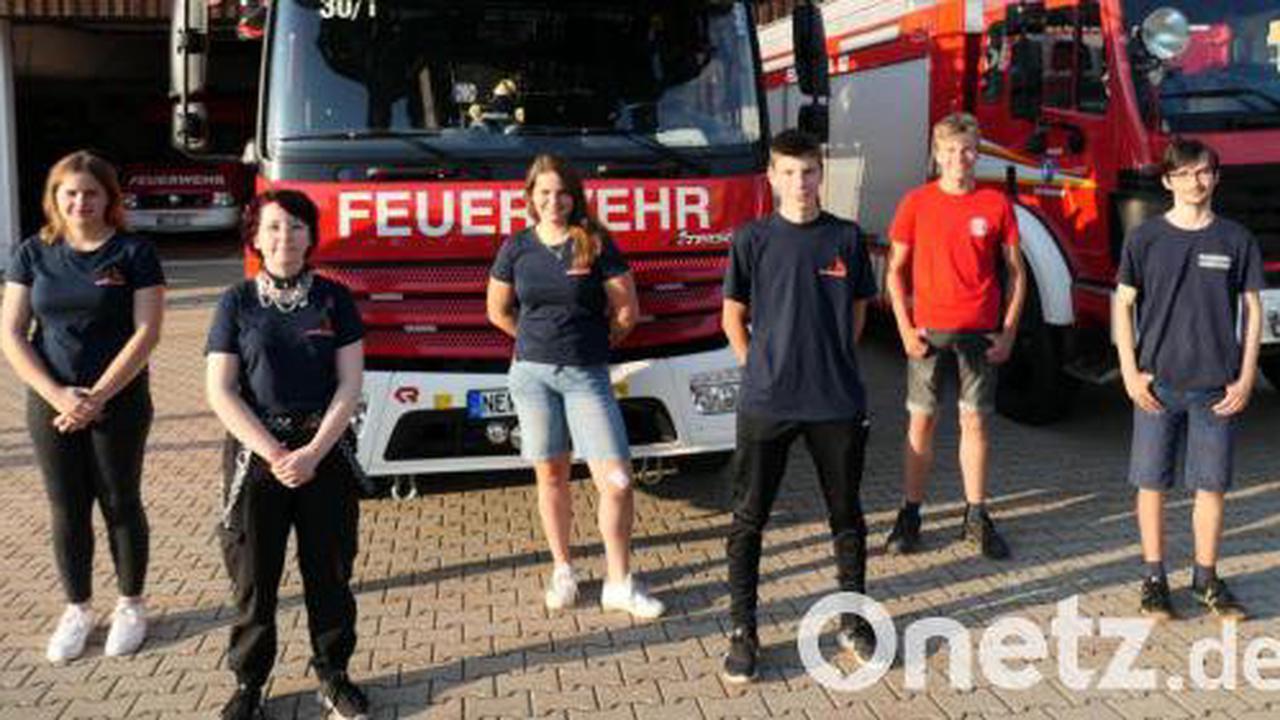 Junge Feuerwehrleute in Vohenstrauß sehr gut geschult