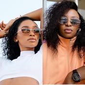 Is DJ Zinhle and Thabsie twin sisters? See pictures of them that confuse people.