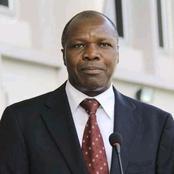 Deuil / UDPCI : Mabri Toikeusse inconsolable