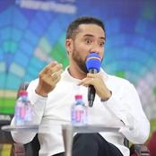 Years After Majid Michael Quit Acting To Become A Pastor, See 45 Photos Of Him Doing The Work Of God