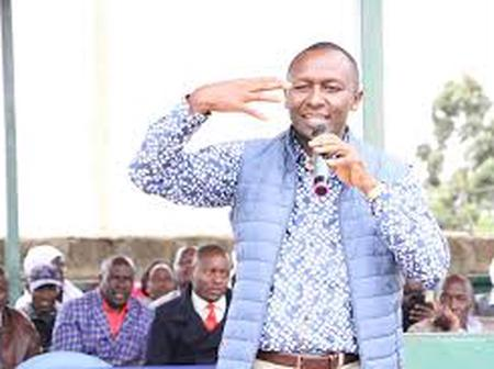 Mp: You Can Heckle Me Infront Of Ruto But The Truth Is That Uhuru Is An Extraordinary Leader