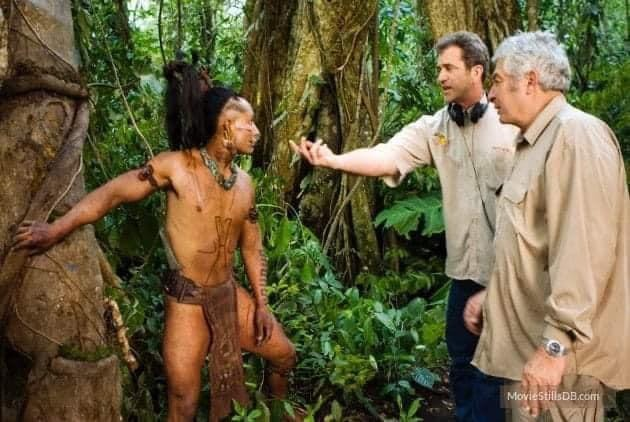 4cabbe19c26c37b6cb6c6bb04ce60b7a?quality=uhq&resize=720 - Do You Remember The Movie Apocalypto? See Some Behind The Scenes Photos Of The Movie