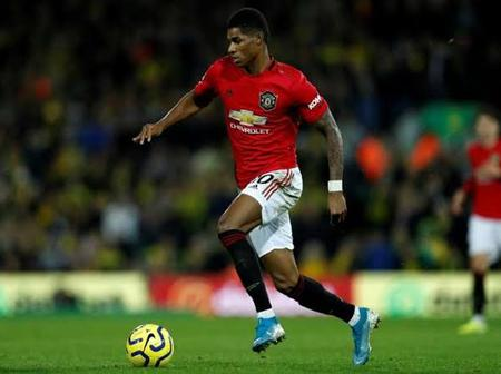 Check Out The Record Marcus Rashford Will Create If He Could Do This