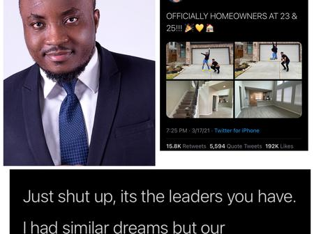 Here Is The Reason Why DKB Attacked A Young Couple In Abroad On Twitter.