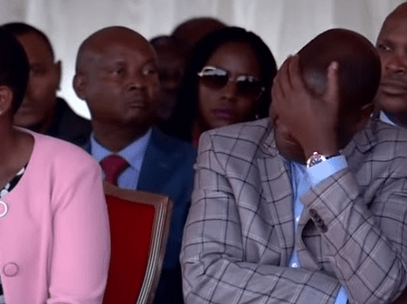 Ann Waiguru delivers bad news to Ruto concerning Mt.kenya