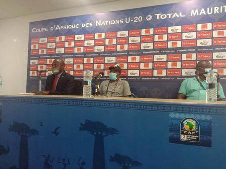 Ghana Coach Karim Zito Had This To Say After Whipping The Tanzanians