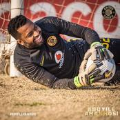 Things keep getting worse for Itumeleng Khune, as fans claim that it is time to hang his boots.
