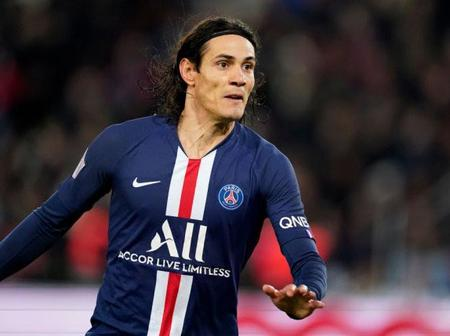 Edison Cavani is set to sign a contract with Manchester United