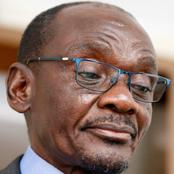 Vice President Kembo Mohadi's replacement revealed, could this be him?