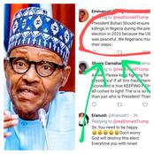 Muhammadu Buhari Makes A Promise To Nigerians, Read What He Said Will Be Done To Bandits In Nigeria.