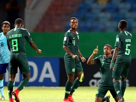Five Golden Eaglets players to watch after 2019 FIFA U17 World Cup