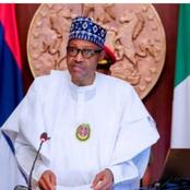 See What President Buhari Said As He Celebrates The Return Of Abducted Zamfara School Girls.