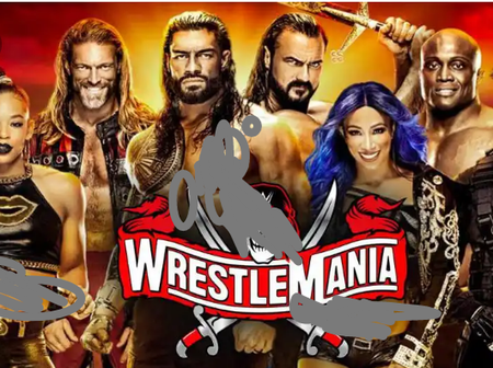 WWE WrestleMania 37 Results, Checkout The Winners and Losers (Photos)
