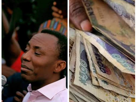After South Africa increased their minimum wage, Check out what Omoyele Sowore said