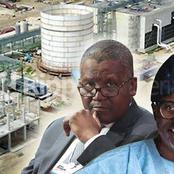 Government plans to sell Crude oil to Dangote Refinery in Naira