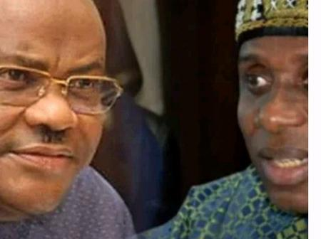 Nobody Is Setting Nigeria On Fire, Amaechi Slams Wike.