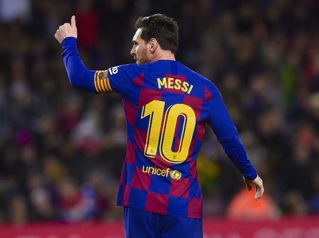Messi and Barcelona have revealed the team they fear most in Champions league