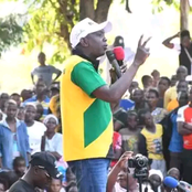 UDA Campaigns By Oscar Sudi Which Left Many Speechless At Matungu Ward