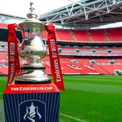 FA Cup fifth Round Draw: Arsenal Kicked-Out Of FA Cup As United Host Livepool On Sunday
