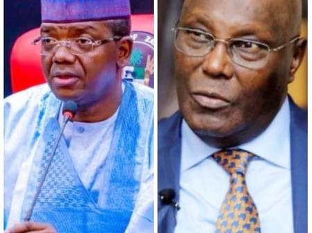 Today's News: Northern Governor Sends Strong Message To Southerners, I'm For Nigerian Youths- Atiku