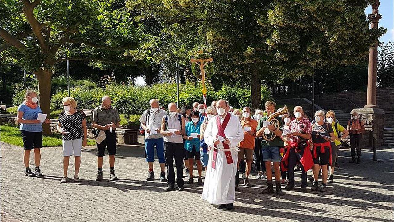Pfarreiengemeinschaft 'traut' sich zu wallfahren