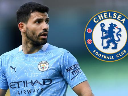 Chelsea Makes Contact With Aguero, United Could Sign Varane For £60m And The Latest On Jadon Sancho