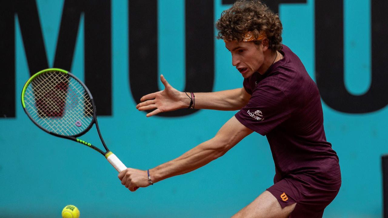 Tennis. Ugo Humbert sur la route de Rafael Nadal à Rome