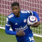 Kelechi Iheanacho Can't Stop Scoring; As Osimhen, Aribo Also Hit Target