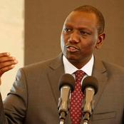 DP Ruto's Fiery Message to His Boss President Uhuru in His Own Mt Kenya Backyard