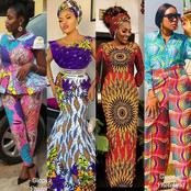Checkout Some Of The Best Ankara Styles For Ladies