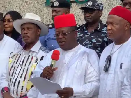 South East Governors Launch New Security Outfit, Ask Acting IGP To Invite Leaders Of Ohaneze Ndigbo